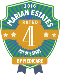Medicare rated retirement community complete with Independent Living, Assisted Living, Memory Care, Nursing and Rehabilitation